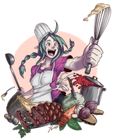 cooking cinty by Andante2