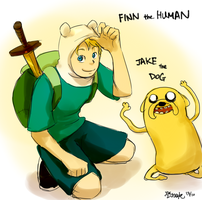 ADVENTURE TIME by wongsy49