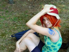 Nami by TheBurningWitch