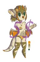 Pumpkin~Dragon Adopt~ Closed by SophieSuffocate