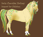 SwissChocolateHackneyImport for HaloSon by LiaLithiumTM