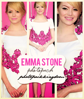 Photopack #7: Emma Stone. by photopackkingdom