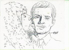 Wilfred pencils by StevenWilcox