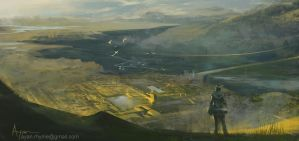 Canyon City by ayan nag by crazypalette