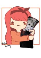 Pillow by MissDeathy