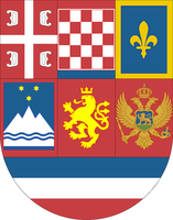 Coat of Arms of FRY - pr. 2 by VittorioMatteo
