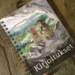 My Sketch Book! by marjasii