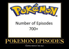 Pokemon episodes motivational by InoriNoUta