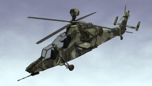Combat Helicopter MK1.3 by eRe4s3r