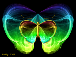 Fractal Butterfly by barbieq25