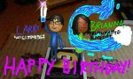 Happy Birthday Larby and Brianna! (AR Pic) by Kulit7215