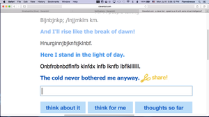 Chase VS Cleverbot. by SilverbackSis
