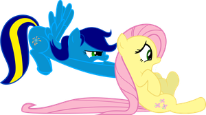 Come on Fluttershy by BronyXceed