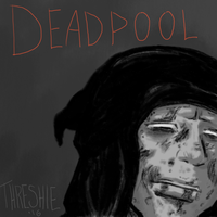 Deadpool CD Cover Thingy by Threshie