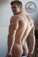 Bare Backside by Opeliz