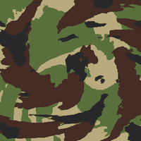 GIMP Military Camo Brush Pack by eagleoftheninth