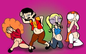 The Preggers of Townsville by toongrowner