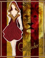 House Couture - Gryffindor by DistantDream