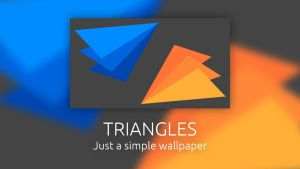 Triangles by mercurytuts
