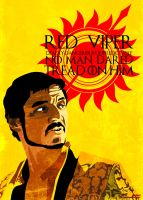 Red Viper by ZacharyFeore