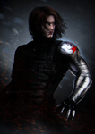 The Winter Soldier | CATWS by DivineImmortality
