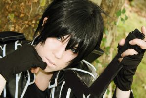 Sword Art Online Kirito Cosplay by K-I-M-I