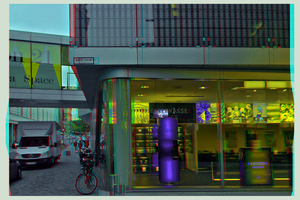 Opera Box Office 3D ::: HDR Anaglyph Stereoscopy by zour