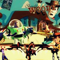 Sheriff Woody by PixarPride
