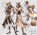 Caeles - Concept Art by SteelEmissary