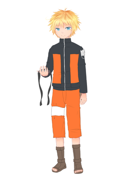 Naruto [WIP] by Crajee