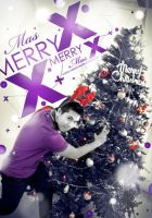 Me and XMas 2008 by versacephuong