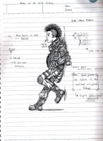 Concept Art: Future Punk by xenomorph01