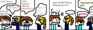 Ed really notices my braces :P by sesshi-girl