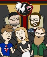 Rooster Teeth Podcast by hamsternio
