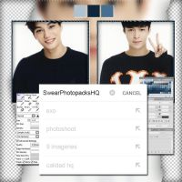 Photopack 314: EXO by SwearPhotopacksHQ