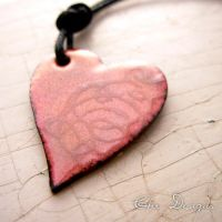Unchain My Heart Necklace by che4u