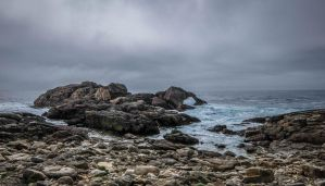 Brittany 26 - Seaside Rocks by HermitCrabStock