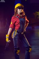 Engineer cosplay by Pvt-Waffles