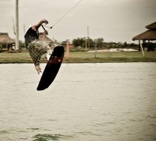 Wakeboarder by iceconyelo