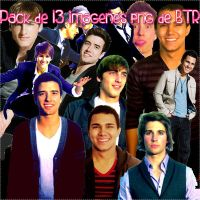 Pack PNG Big Time Rush 2 by MariloliBTR