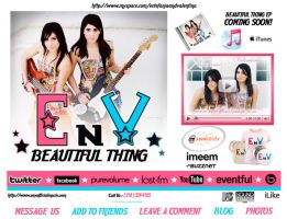 EnV Beautiful Thing by KawaiiUniverseStudio