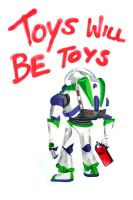 Toys Will Be Toys by 23rdkey