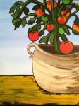 Tomatoes by simpleton--T