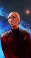 Captain Picard by DrMistyTang