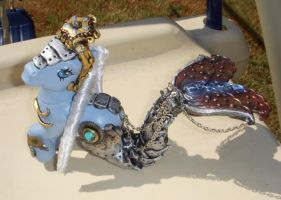 MLP Custom 'Clockwork Myst' by colorscapesart