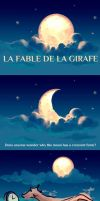 StoryBoard of La fable de la girafe by AquaSixio