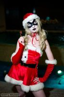 Happy Harley Holidays by XeraMiyanara