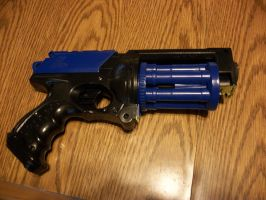 Blue Maverick frome mod by Frost-Claw-Studios