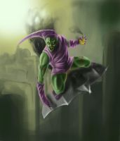 Green goblin finished by bst14