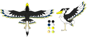 .:Loftwing Ref:. by Angel-Hearted-Being